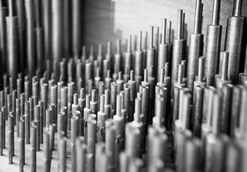 Projet 52 : orgue d'Antony