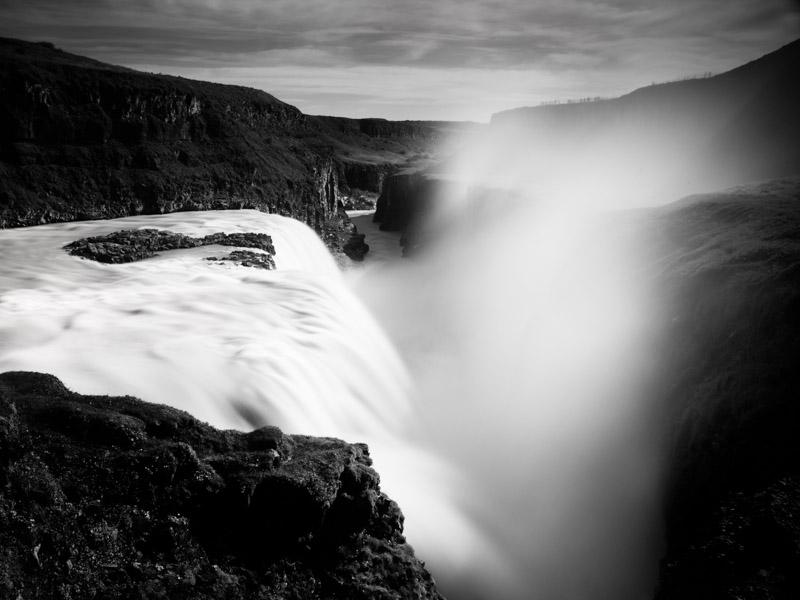 Roadtrip en Islande - Cascade de Gulfoss