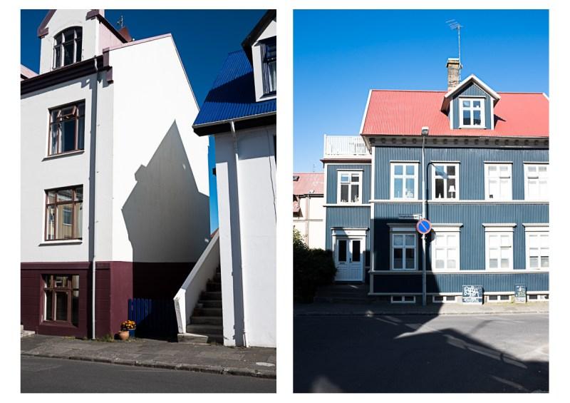 Fin du roadtrip - Reykjavik