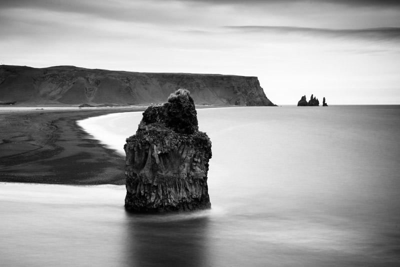 L'Islande en N&B