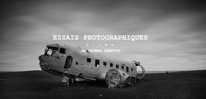 Essais photographiques