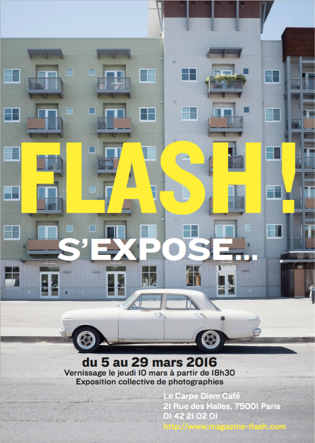 Exposition collective Flash!