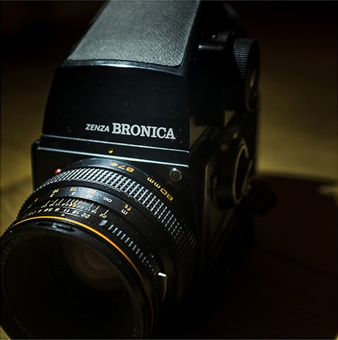 Bronica SQA