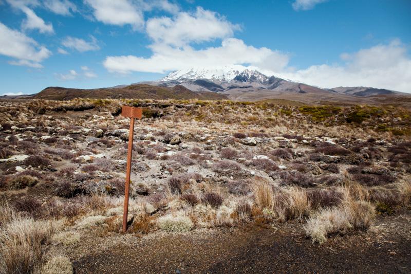 nouvelle-zelande : tongariro national park