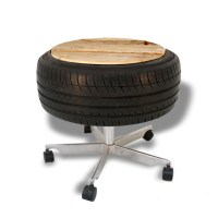 Tire Table Chair | Thomas Dambo