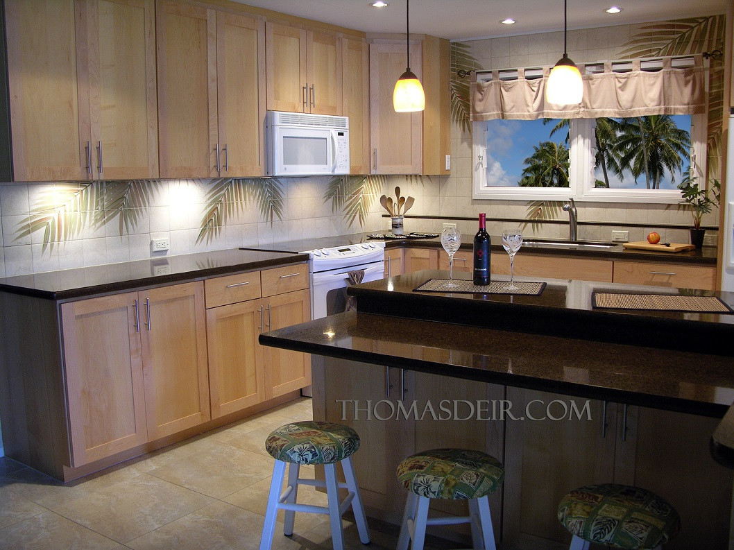 Magnificent Kitchen Remodeling Honolulu Gift KITCHEN ISLAND STOVE