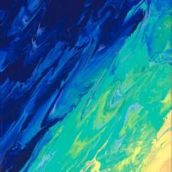 Kitchen Remodel Hawaii Storage Table Abstract Ocean Art Am 56 – Thomas Deir Honolulu Hi Artist