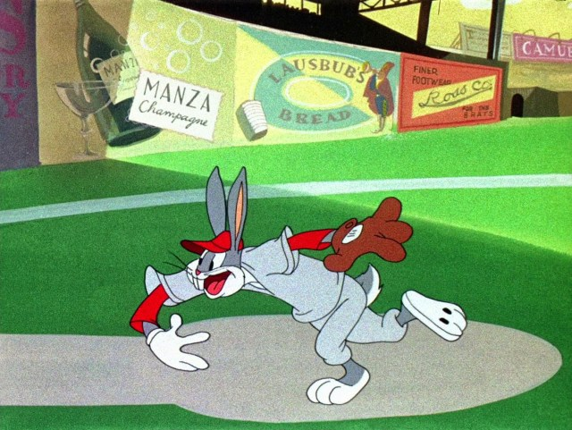 Bugs Bunny Pitches