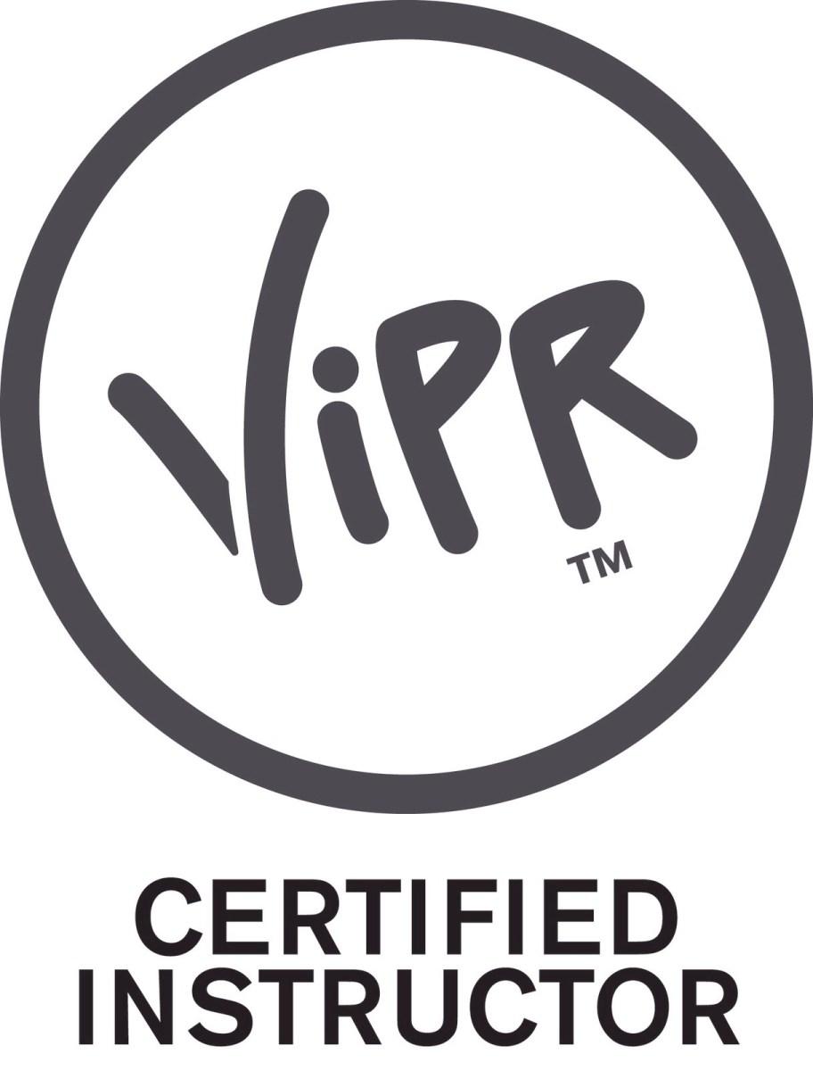 ViPR-licensen i handen