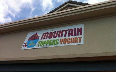 Mountain Toppers Yogurt