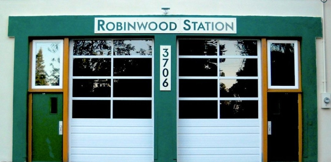 Robinwood Station Magic Show