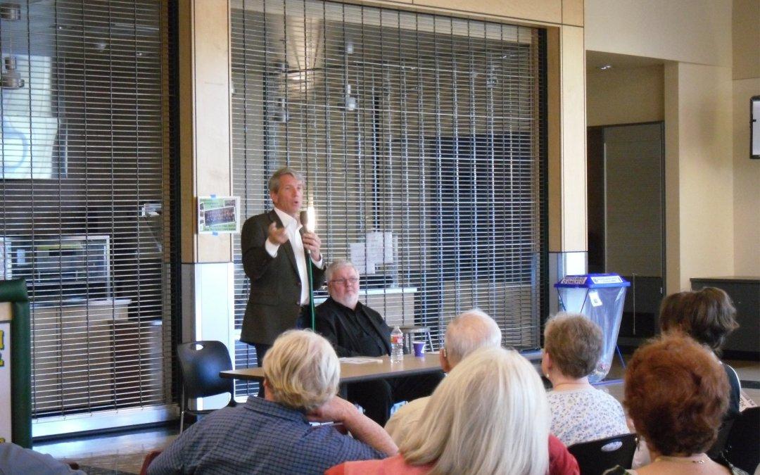 Schrader | Devlin Joint Town Hall Meeting