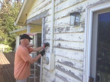 Inspecting the Siding