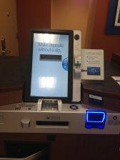 Automated Teller Kiosk