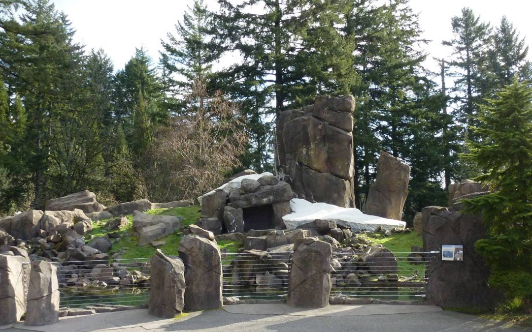 Oregon Metro Zoo Tour