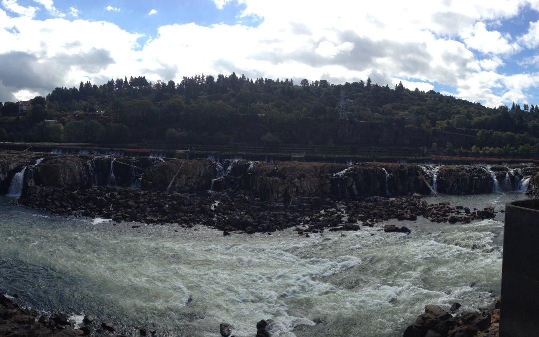 Willamette Falls December 2015