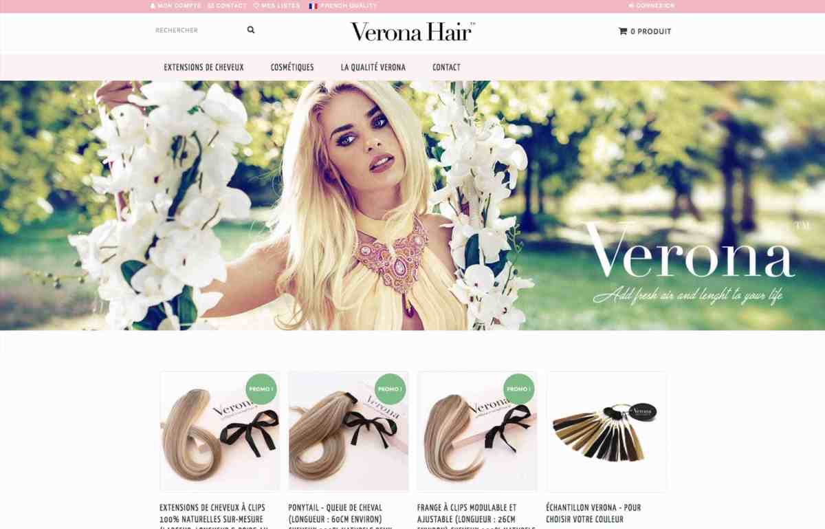 Verona Hair