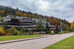 Klinik im Schwarzwald