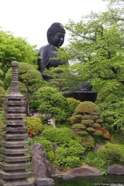 Jōren-ji (乗蓮寺) - Tōkyō Daibutsu (東京大仏)