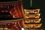 Hōzōmon (宝蔵門) - Pagoda