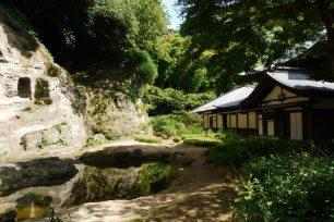 Zuisen-ji (瑞泉寺) / Zen rock-garden