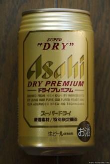 Asahi Super Dry Premium (front) (2013.11)