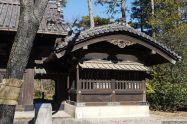 Tor zur Residenz der Date-Familie (伊達家の門)