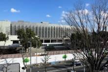 Kokuritsu Kyogijo (国立競技場)