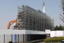 Kokuritsu Kyogijo (国立競技場) (20150330)