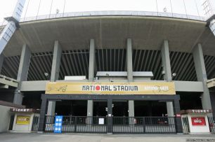 National Stadium (国立競技場)