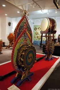 Trommel-/Drum-Museum (太鼓館)- 雅楽器