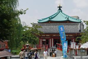 Ueno Onshi Kōen (上野恩賜公園) / Benten-dō (弁天堂)