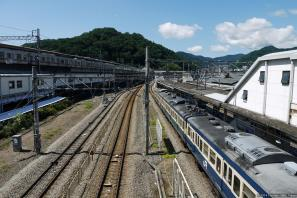 Takao station, Keiō line / JR Chūō line (高尾駅、京王線 / JR中央線)