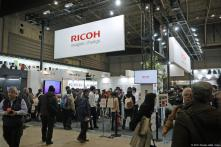 Ricoh/Pentax at the CP+2015