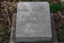 Aoyama Friedhof (青山霊園), Vera Eckert