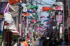 Kameido Shitamachi Koinobori Matsuri (亀戸下町鯉幟祭り)