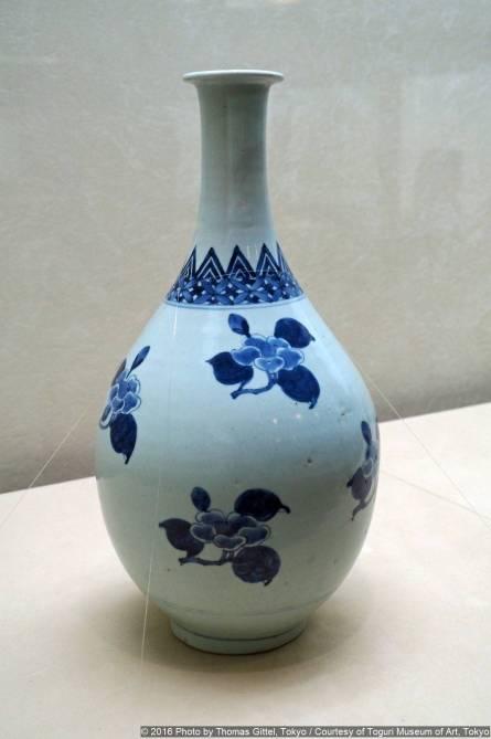 #08 Toguri Museum of Art (戸栗美術館) - Sometsuke (染付)