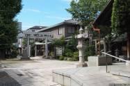 Tsukuda - Sumiyoshi Jinja (佃・住吉神社)