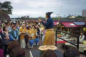 Ukai (Nagaragawa in Gifu) (岐阜長良川鵜飼)