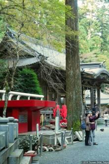 Daiyūzan Saijōji (大雄山最乗寺), Goshinden (御真殿), Takageta ( 高下駄)