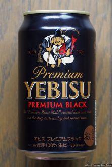 Yebisu Premium Black (2016.07)