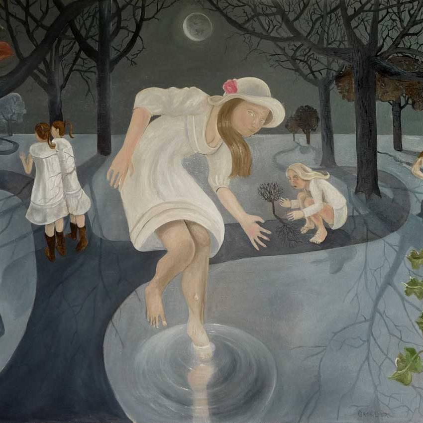 Groslier symbolisme figuration narrative