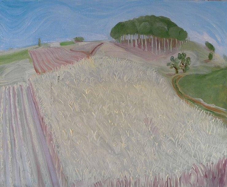 "Thomas Groslier ""Paysage de Picardie"""