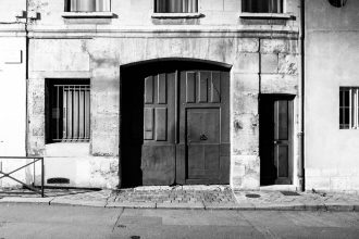 Façades nocturnes Rouen Thomas Hammoudi