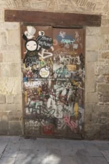 Graffitis Rouen Thomas Hammoudi