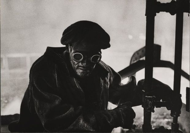 08-Eugene-Smith_Steelworker-A