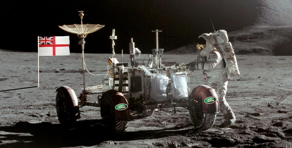 Revealed: why Britain did not reach the Moon first