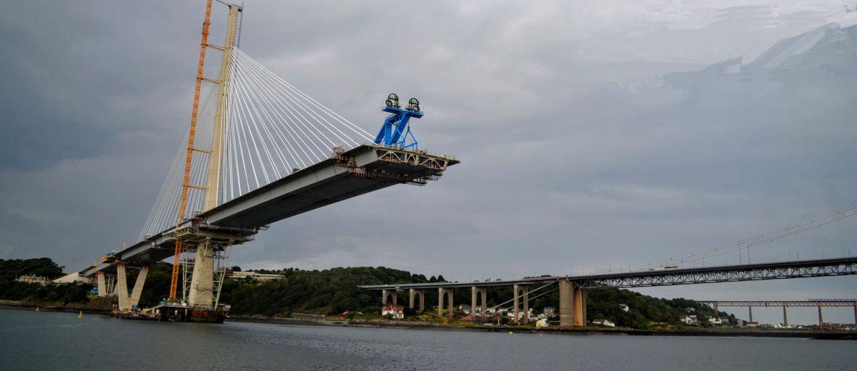 Build the bridge, now