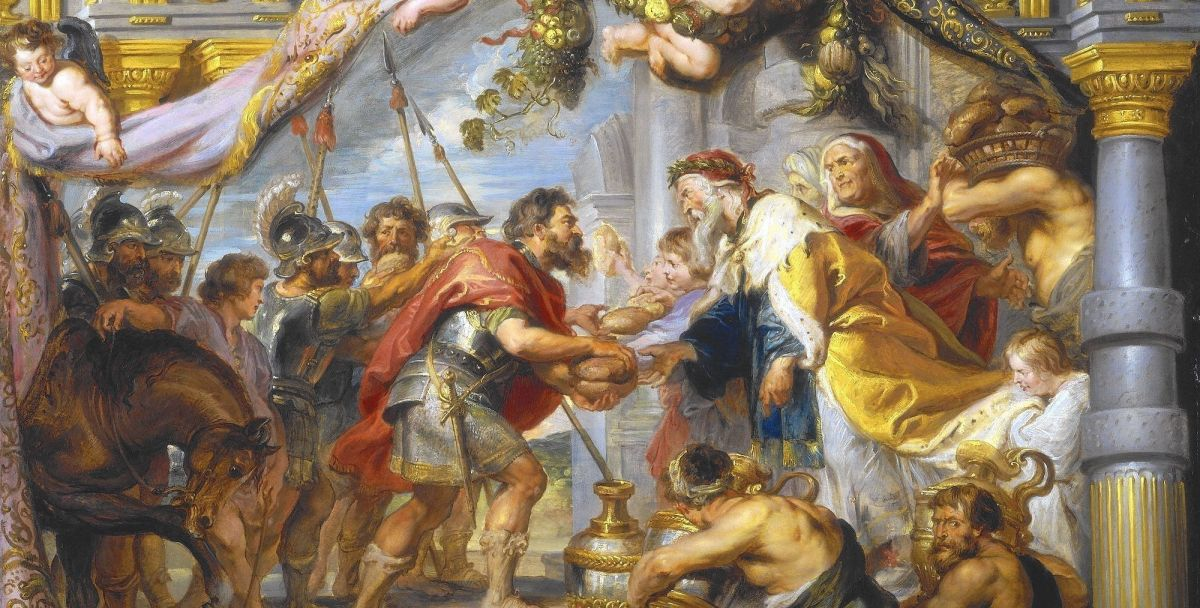 Melchizedeck was King of Salem