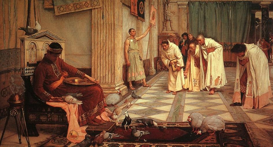To Aetius thrice Consul, the groans of the Britons